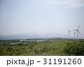 秋田県にかほ市 鳥海山と長谷池 31191260