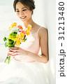 花束を持つバレリーナ 31213480