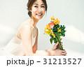 花束を持つバレリーナ 31213527
