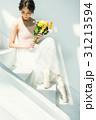 花束を持つバレリーナ 31213594