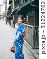浴衣 女性 祇園の写真 31224762