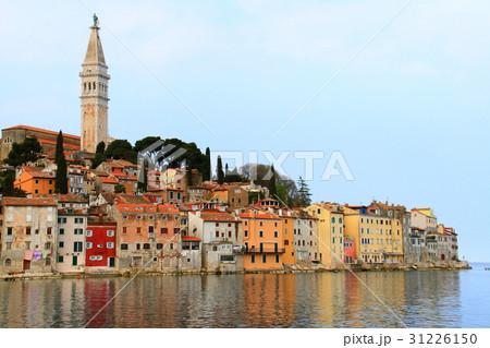 ロヴィニ旧市街(クロアチア) 31226150