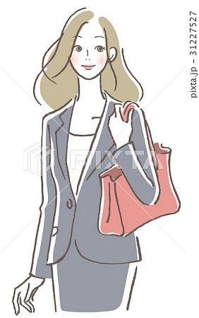 女性 スーツ 31227527