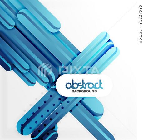 Straight lines backgroundのイラスト素材 [31227535] - PIXTA