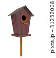 Bird house 3d render 31232008