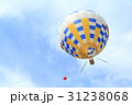 気球 熱気球 スカイスポーツの写真 31238068
