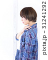 若い女性 ヘアスタイル 31241292