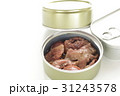 缶詰めフードの砂肝 31243578
