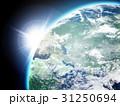 地球 宇宙 惑星のイラスト 31250694