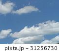 夏の白い雲と青い空 31256730