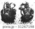仁王像ハイコントラスト 31267198