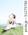 ギター 楽器 趣味の写真 31275786