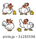 ヒヨコ ニワトリ 鳥のイラスト 31283598