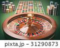 ルーレット カジノ カジノののイラスト 31290873