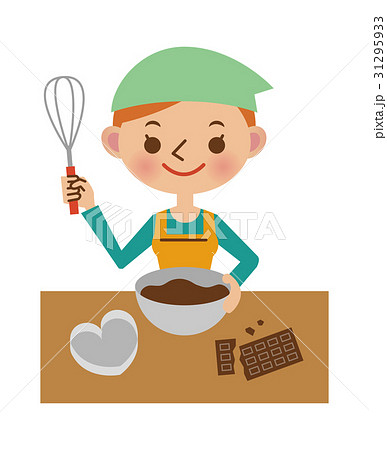 チョコレート作り 31295933