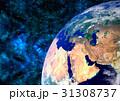 地球 宇宙 銀河のイラスト 31308737