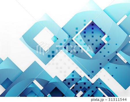 vector square template backgroundのイラスト素材 31311544 pixta