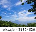 錦江台展望公園より桜島を望む 31324629