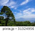 錦江台展望公園より桜島を望む 31324956