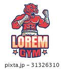 Sport logo for fighting club 31326310