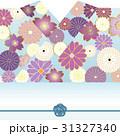 浴衣 ベクター 花柄のイラスト 31327340