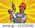 働く人 工事 建築のイラスト 31329382