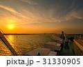 夕陽 夕暮れ 夕景の写真 31330905