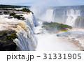 ブラジル イグアス 滝の写真 31331905