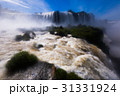 ブラジル イグアス 滝の写真 31331924