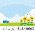 夏の風景 31340603