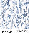 Seamless floral pattern. 31342380