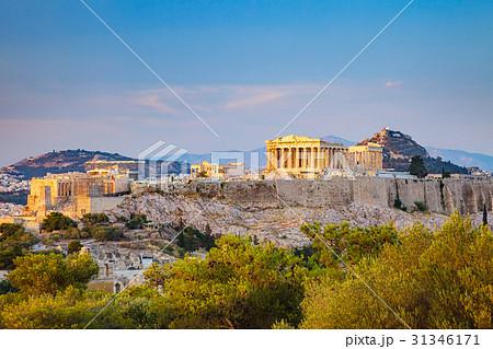 Acropolis in Athens, Greece 31346171