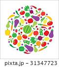 丸 円 輪のイラスト 31347723
