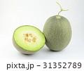 肥後グリーンメロン メロン グリーンメロンの写真 31352789
