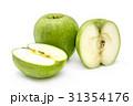 りんご アップル リンゴの写真 31354176