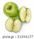 りんご アップル リンゴの写真 31354177