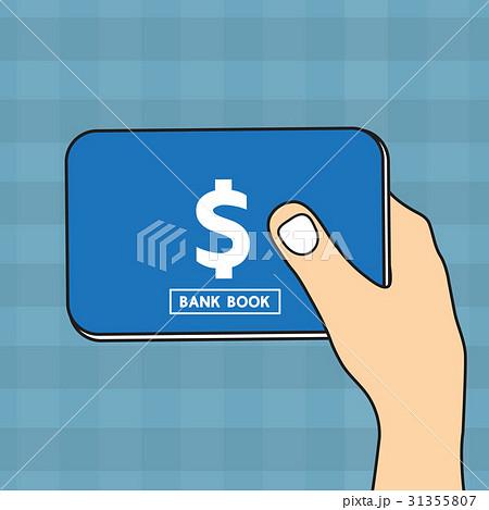 Bankbook vector design.のイラスト素材 [31355807] - PIXTA