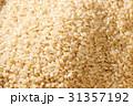玄米 米 穀物の写真 31357192
