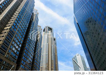 東京、ビジネス、新宿 31364123