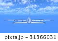 飛行機 31366031