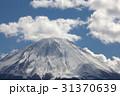 河口湖から望む富士山 31370639