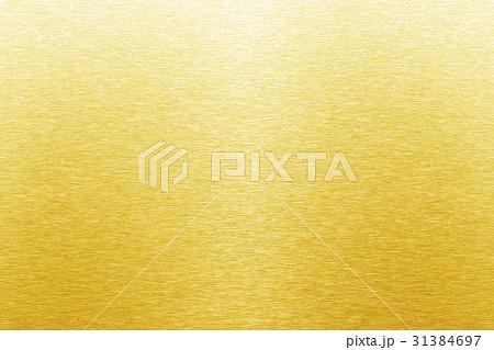 Shiny yellow leaf gold foil 31384697