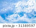 高積雲 羊雲 曇りの写真 31389597