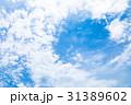 高積雲 羊雲 曇りの写真 31389602