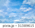 高積雲 羊雲 曇りの写真 31389615