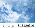 高積雲 羊雲 曇りの写真 31389619