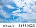 高積雲 羊雲 曇りの写真 31389623