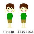 歯列矯正 子供 矯正のイラスト 31391108