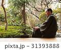 人物 男性 シニアの写真 31393888