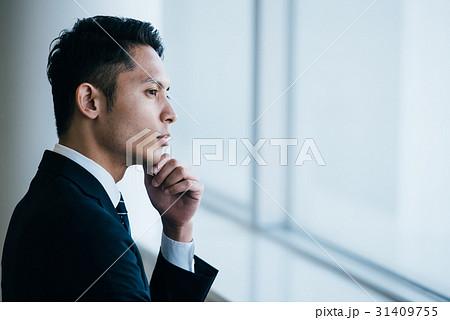 ビジネスマン 31409755